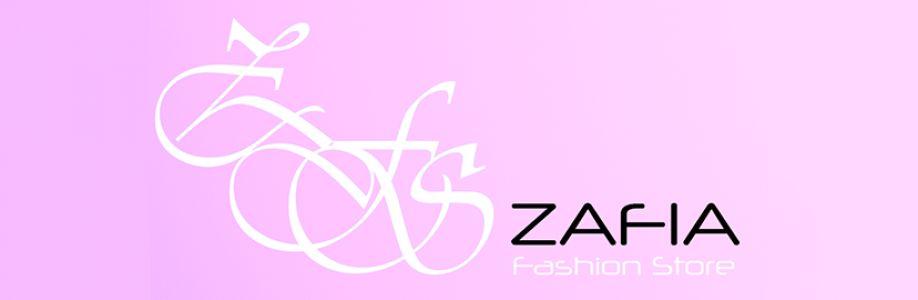 ZAFIA Fashion Store Cover Image