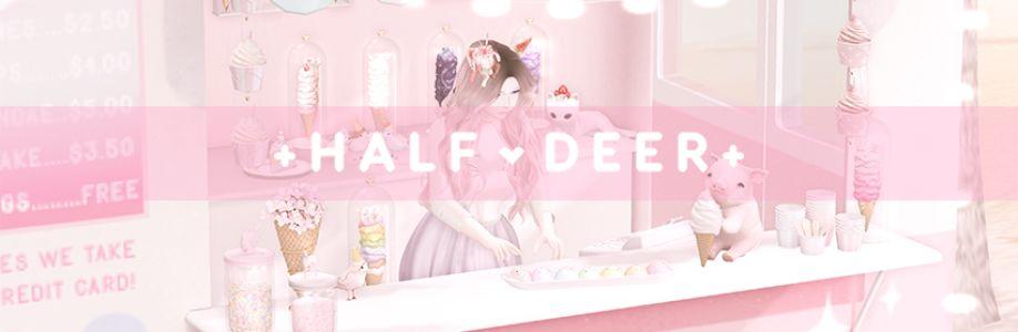 +Half-Deer+ Cover Image