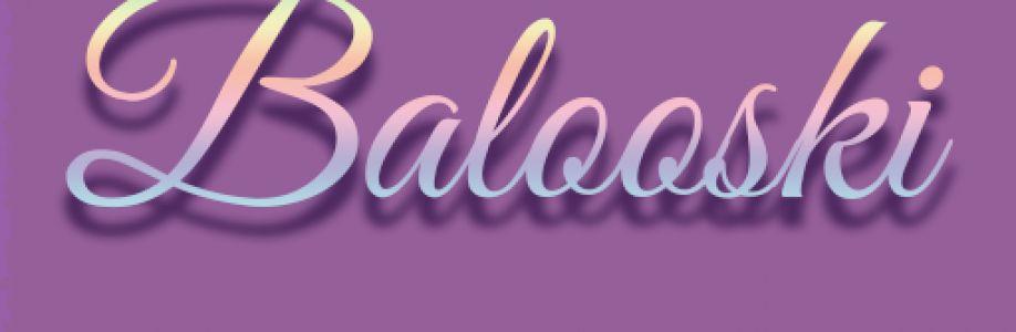 Balooski Shapes Cover Image
