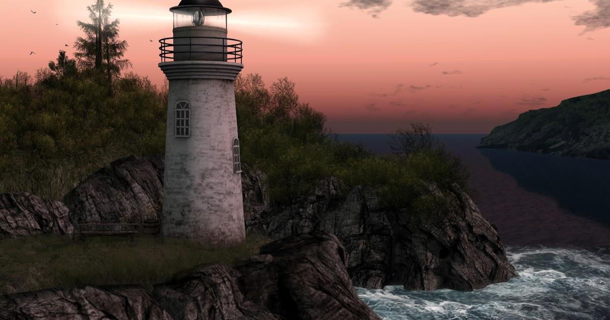 Second Life Wanderlust: Achill Island: A Touch of Irish Charm