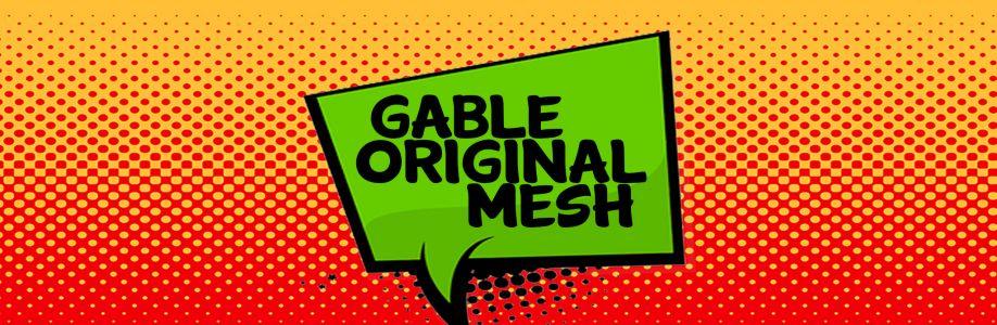 Gable Original Mesh Cover Image