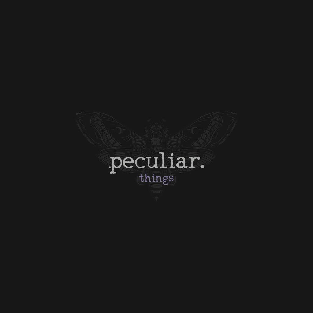 Peculiar Things - Proprietor