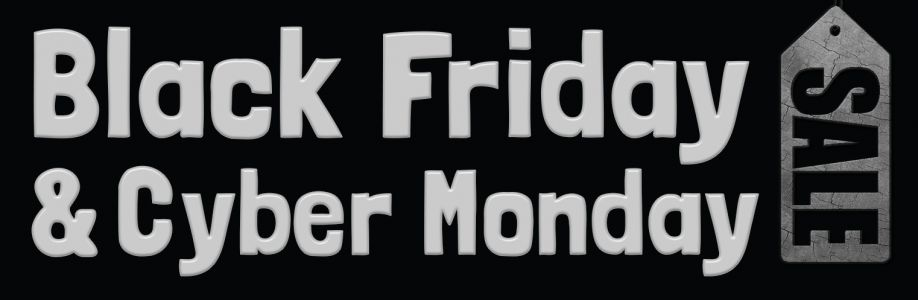 Black Friday & Cyber Monday Cover Image