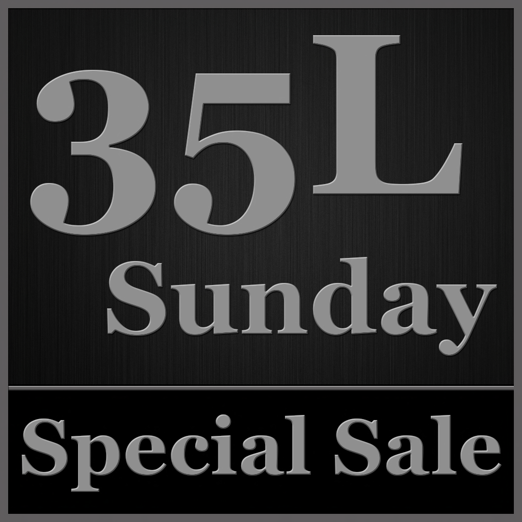 $35L Sunday – 12/9 | Second Life Syndicate