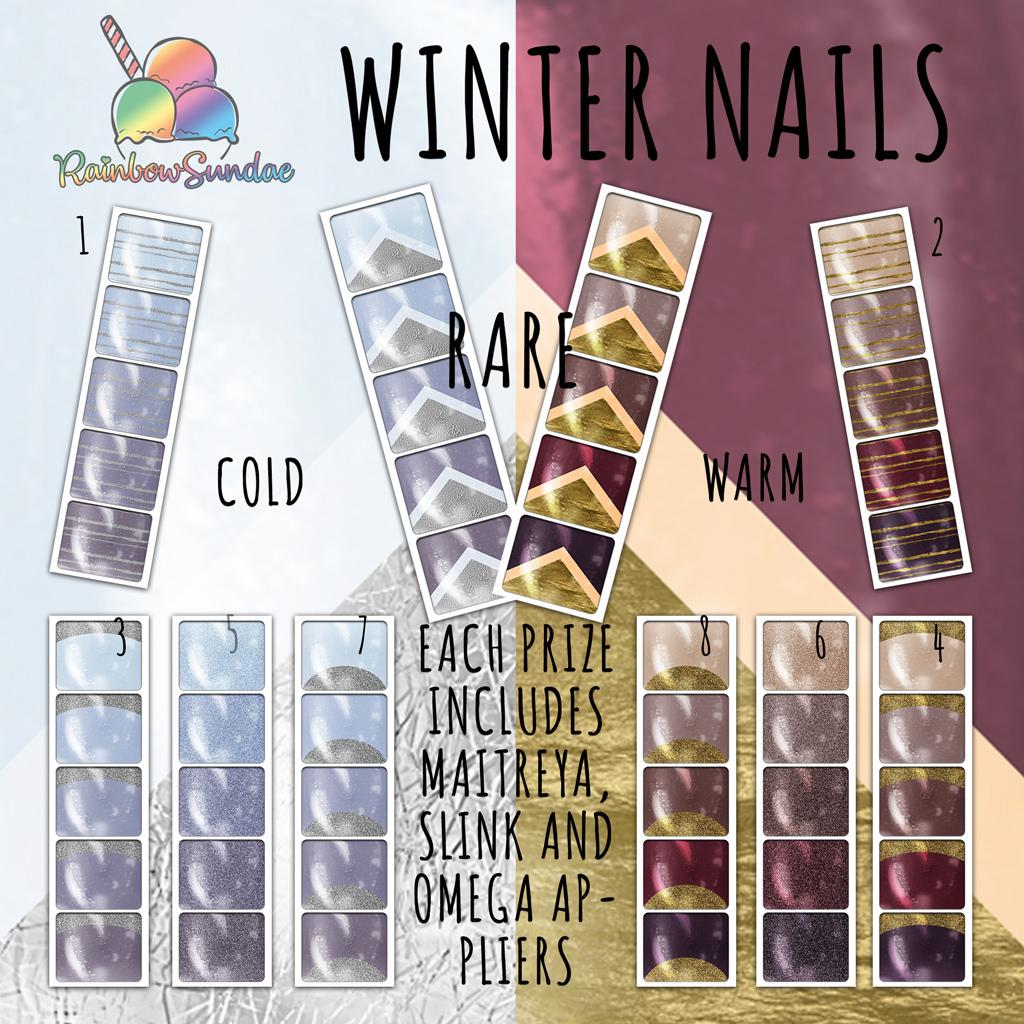Winter Nails @ The Liaison Collaborative