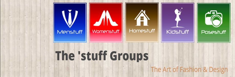 The 'stuff Groups Cover Image