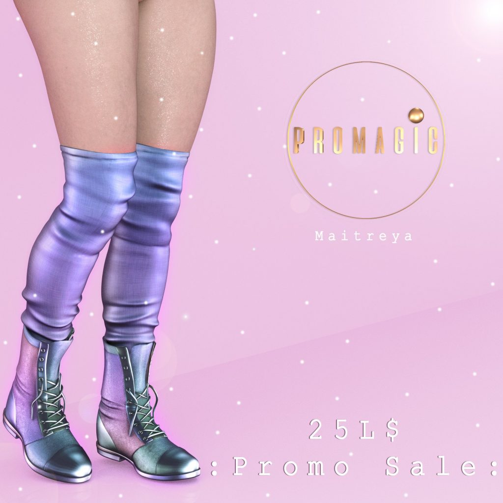L$25 Promotions @ PROMAGIC | Second Life Syndicate