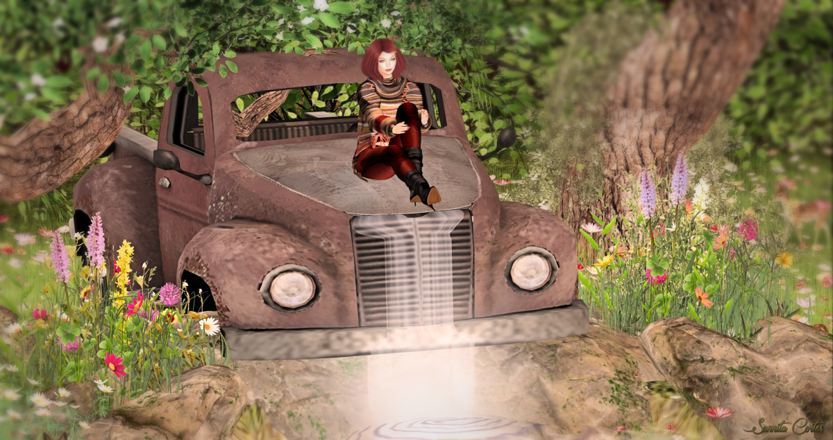 Ole Truck – Sannis Fashion Look & More in SL