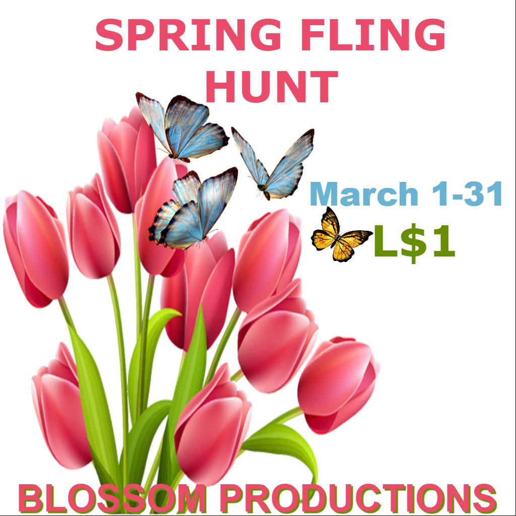Spring Fling Hunt | Blossom Productions
