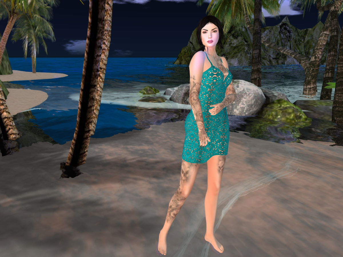 Grace makes me feel beachy | Akasha Sternberg´s  Blog