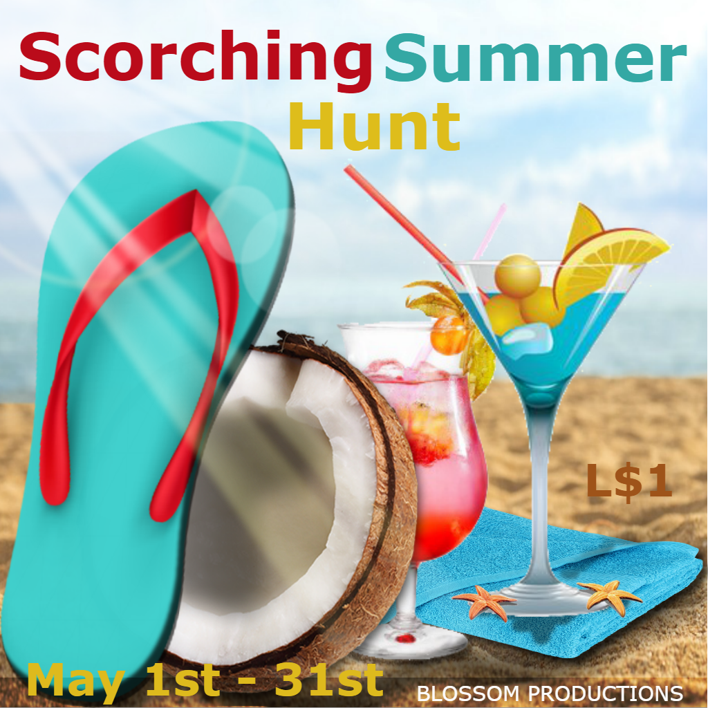 Scorching Summer Hunt | Blossom Productions