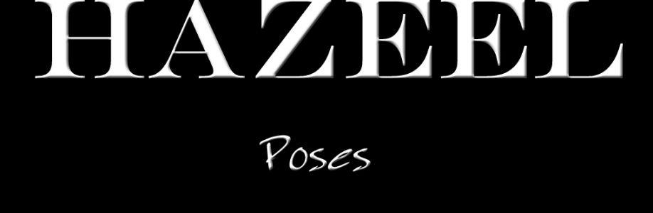 Hazeel Poses Cover Image