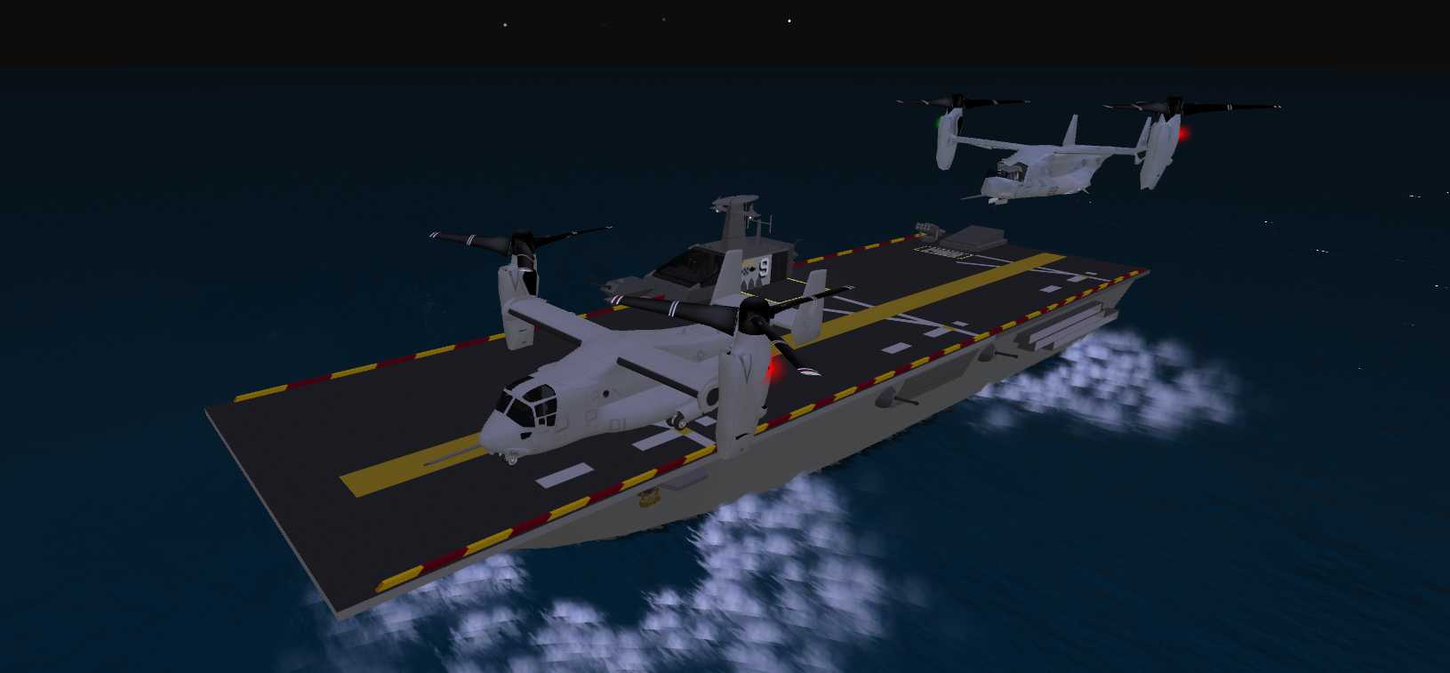 United States Navy in Second Life