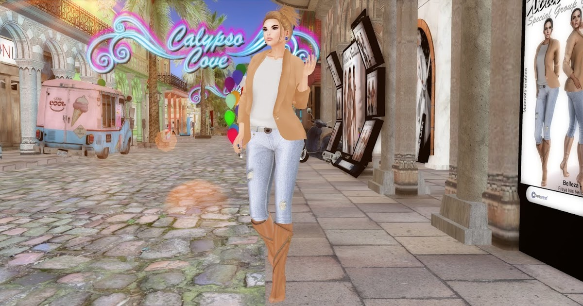 SL Treasure: Saturday gift ! Cadeau du samedi !♥