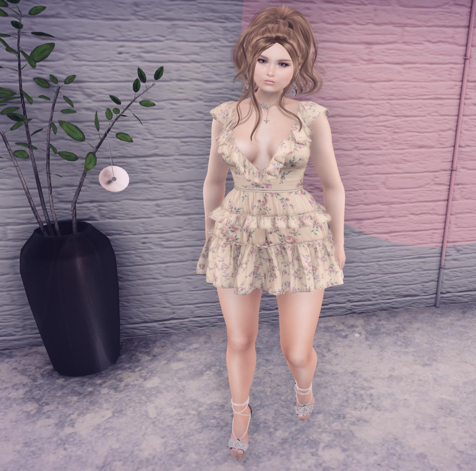 I Dream Of Flowers! – Bows Down 4 Fashion