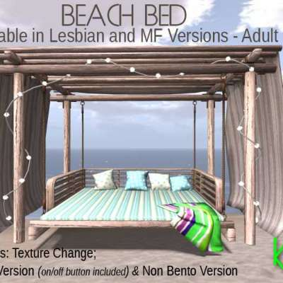 KiX Beach Bed Profile Picture