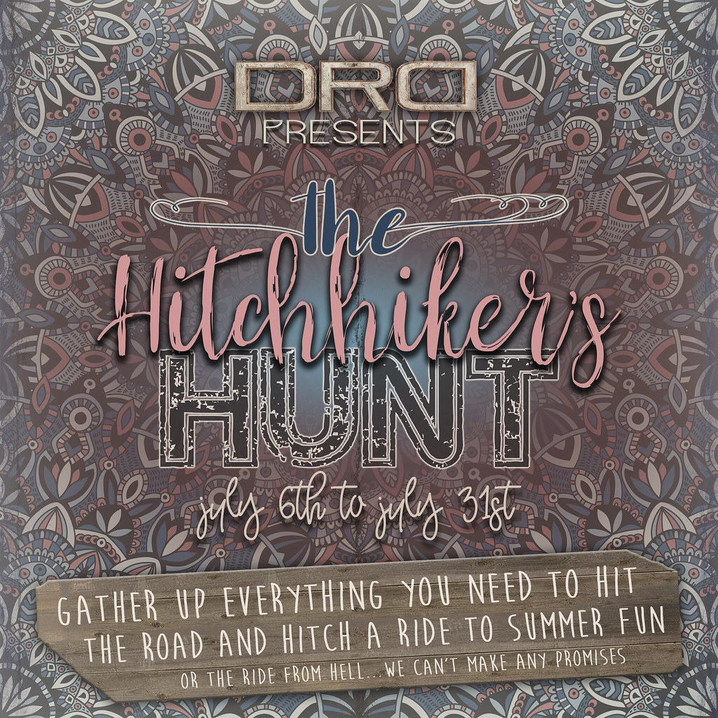 DRD The Hitchhiker's hunt