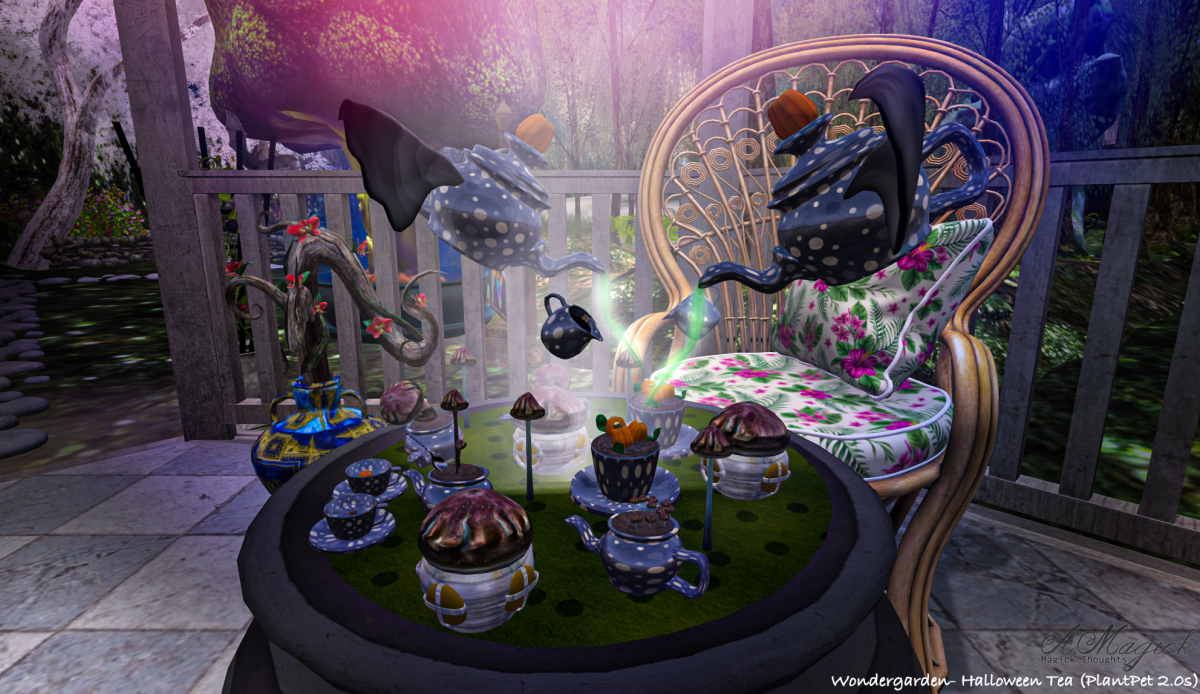 PlantPets Breedables in Second Life – Magick Thoughts SL ❤ Le meilleur de Second Life