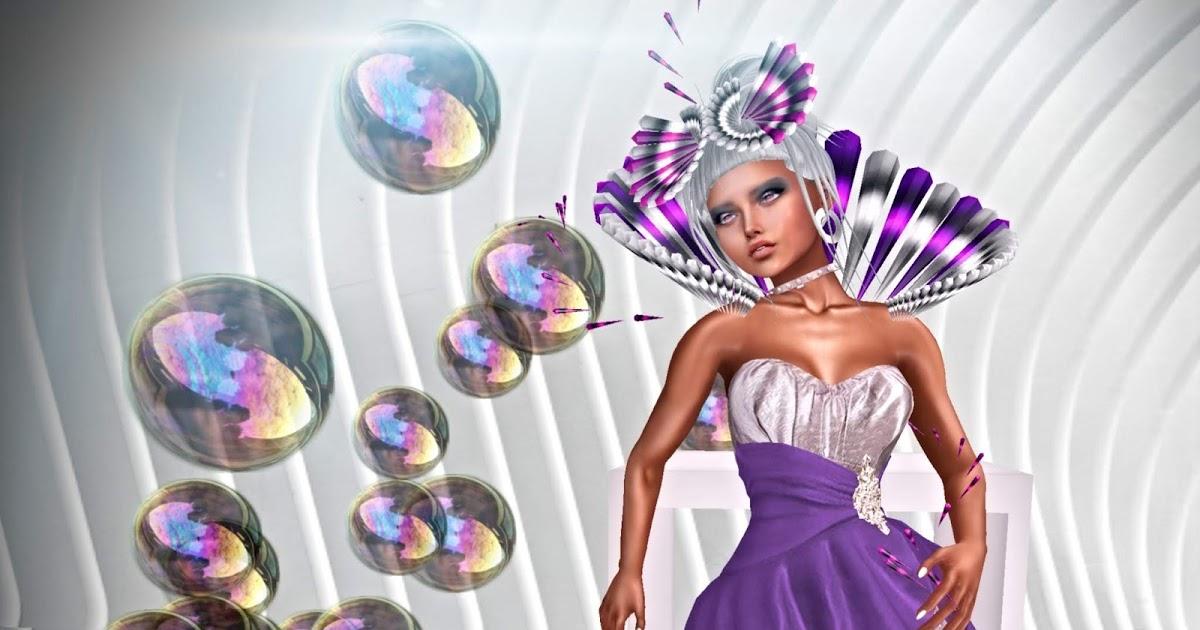 SL Treasure: Empress of the Bubbles / Impératrice des Bulles