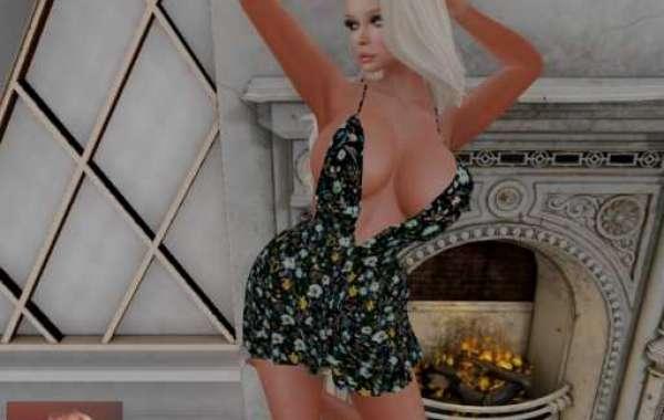 Flower dress for Legacy Body