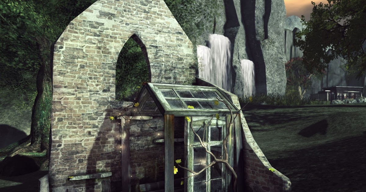 Second Life Wanderlust: A Love Letter to Mimmo