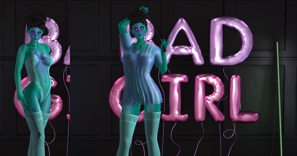 Aerlinniel Adventures - Fantasy: Bad Girls Invasion