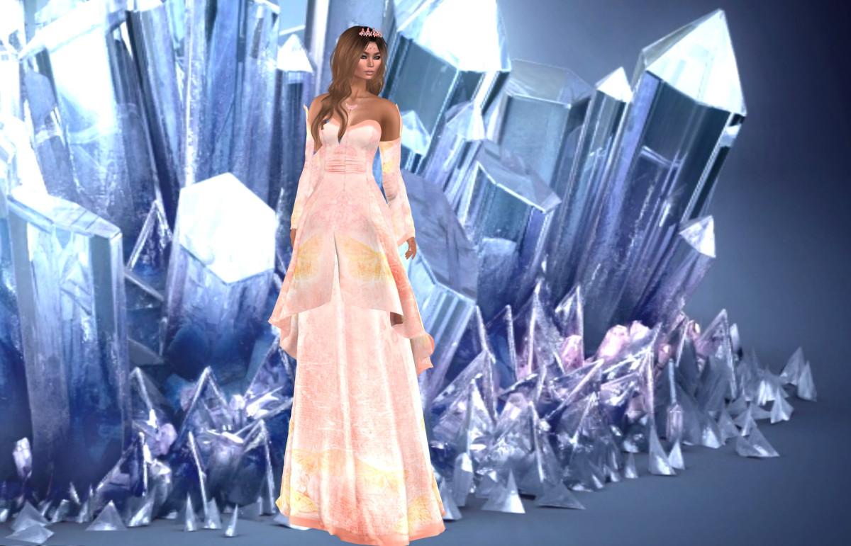 Crystal Castle – The Wanton Wardrobe