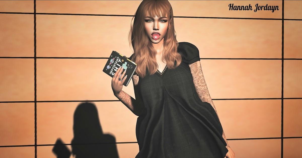 Confessions of a SL Fashion Freak: LOTD 102 - Important Sh*t