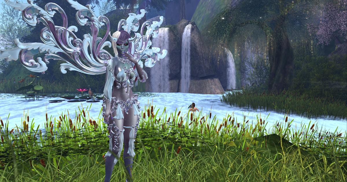 Aerlinniel Adventures - Fantasy: Where the Mermaids Play