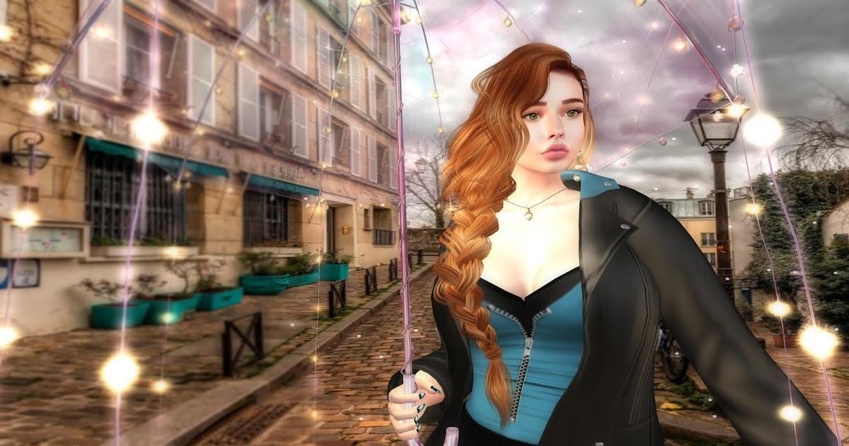 SL Treasure: Rain of Light / Pluie de Lumière ( Special The Liaison Collaborative event!☻)