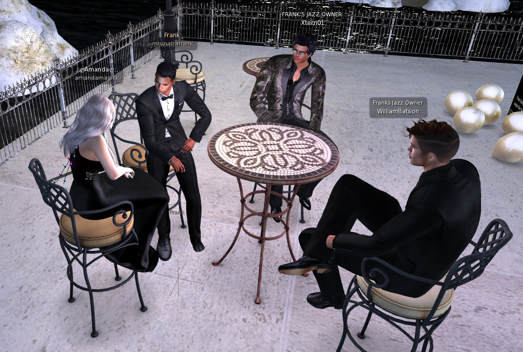 An Interview in Second Life with Franks Jazz Club – Magick Thoughts SL ❤ Le meilleur de Second Life