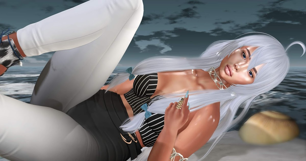 SL Treasure: Zephyrs Doll / Poupée Zéphyr  Special FREE LOOK of the month ♥♥♥