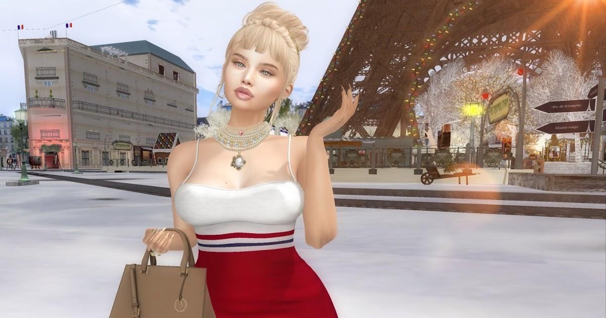SL Treasure: Paris O Paris !♥