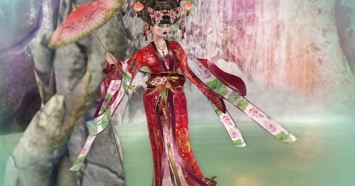SL Treasure: China Empress / Impératrice de Chine