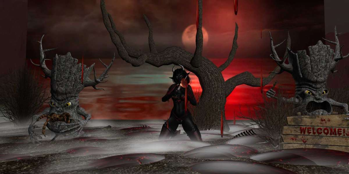 Blood Magic and Dark Elves