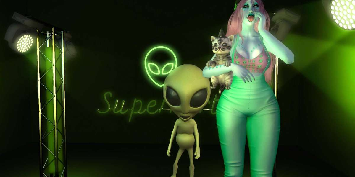 Party with the Aliens